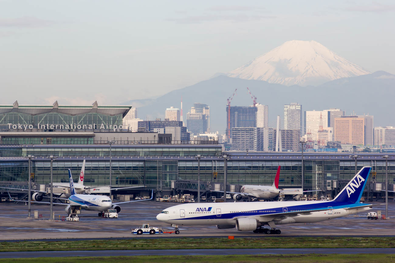 Haneda's Operator, Japan Airport Terminal Co., Releases H1 FY2019 Financial Results