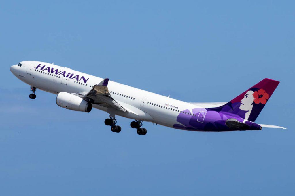 Hawaiian Air Resumes Honolulu - Fukuoka Service After 5 Years of Absence