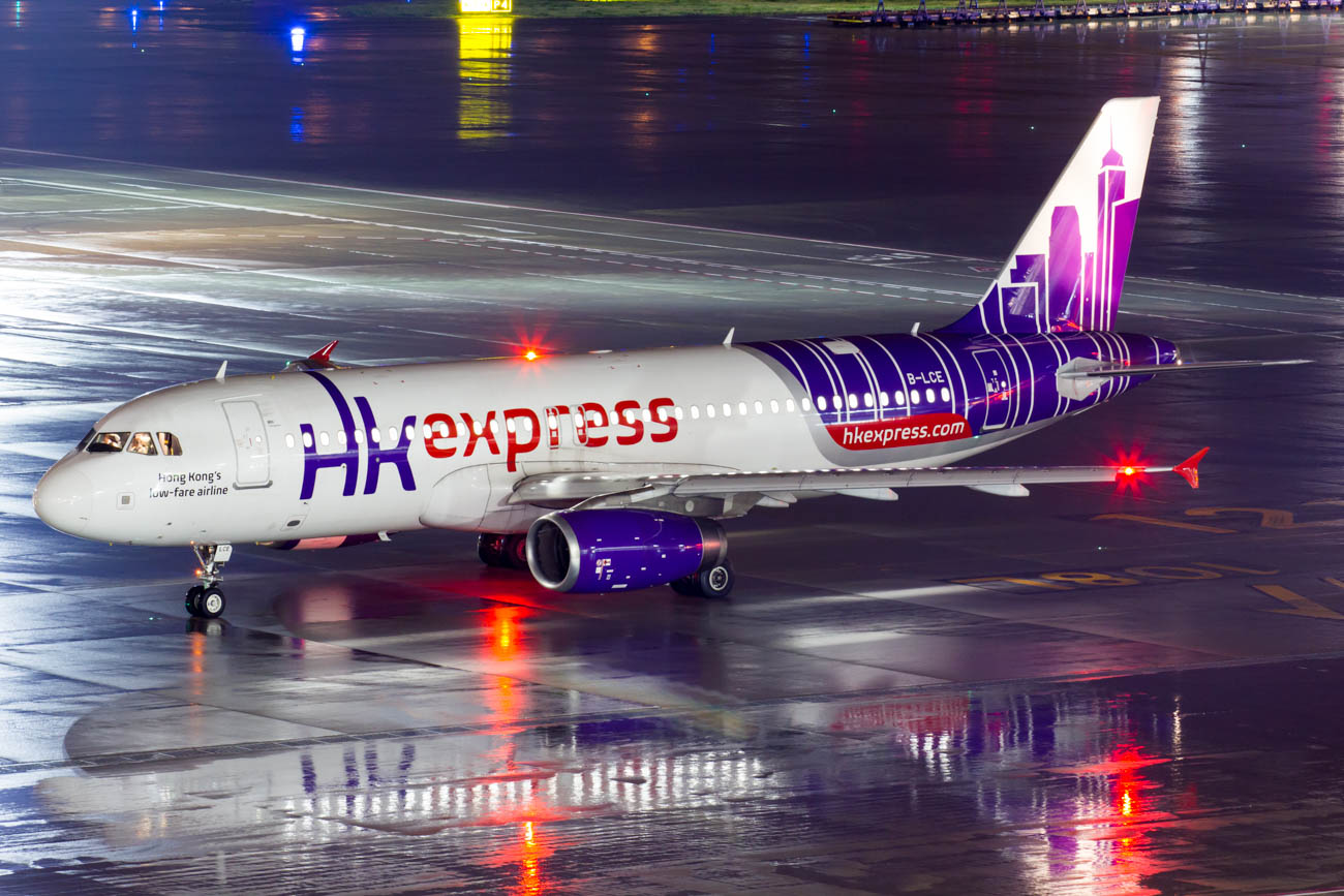 HK Express to Receive 16 Airbus A321neos Originally Ordered for Cathay Dragon