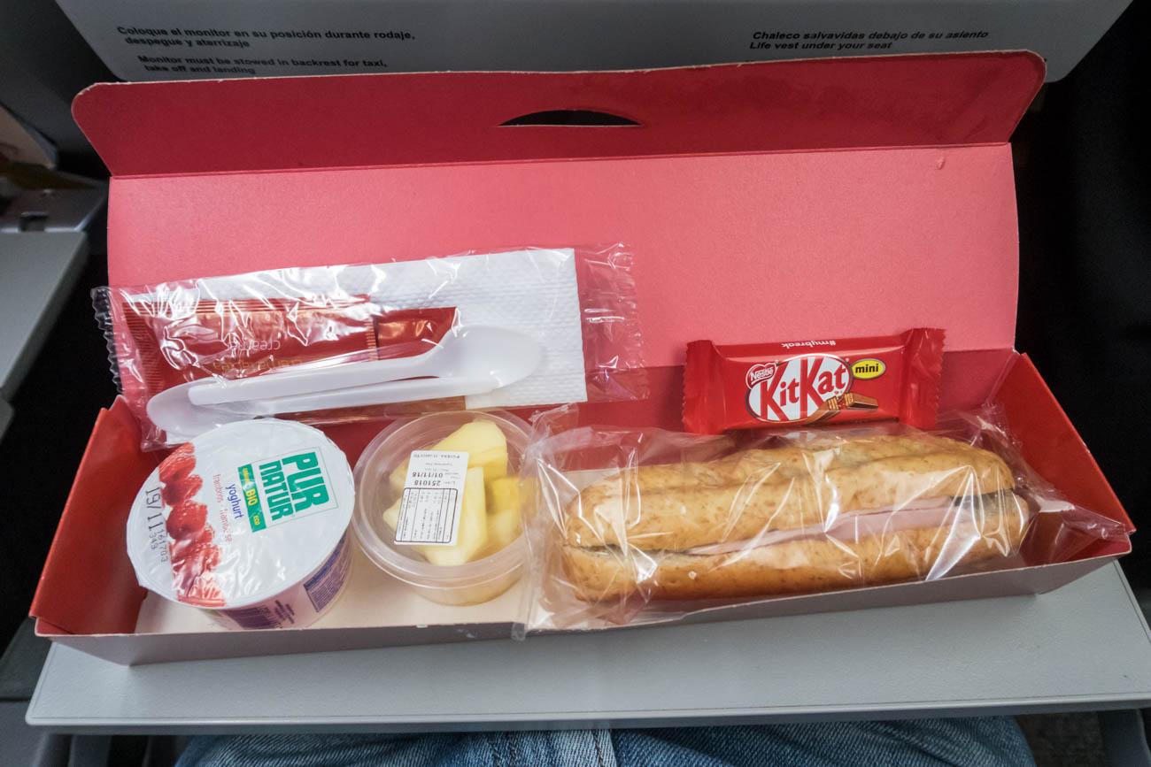 Iberia Snack Box
