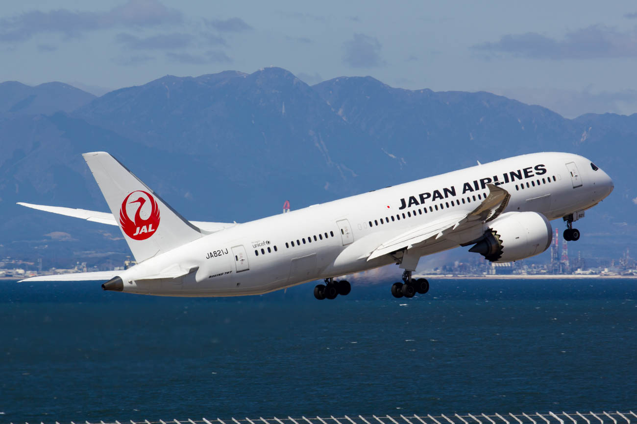 JAL Plans to Suspend Nagoya - Bangkok Flights, Last Rotation to Operate on March 28, 2020