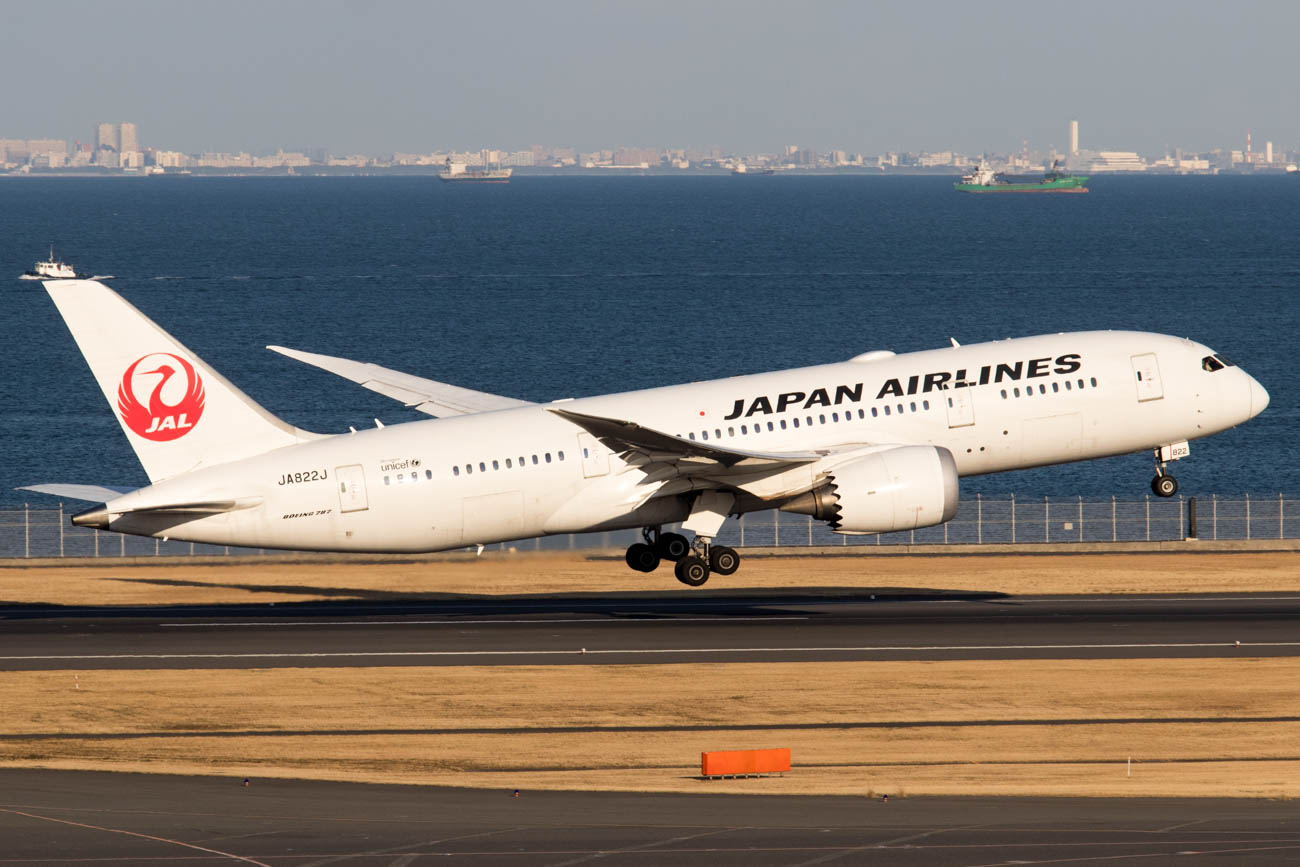 JAL Outlines Its Plans with New Haneda Slots, Will Launch Helsinki, Moscow, and More