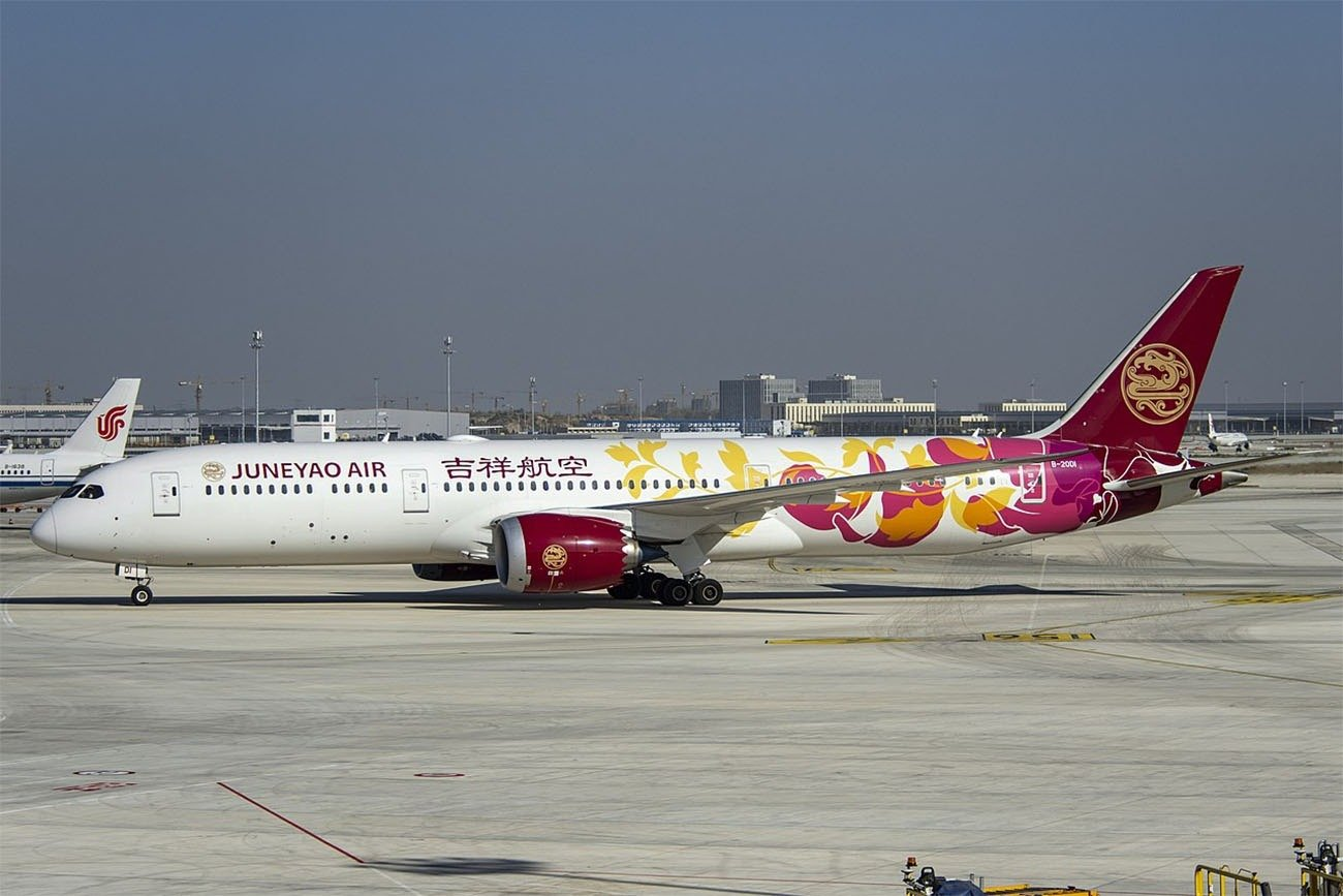 Juneyao Air to Launch Shanghai to Manchester Flights (via Helsinki) in March 2020