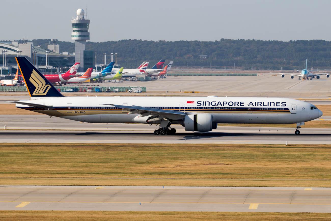 Singapore Airlines in Korea
