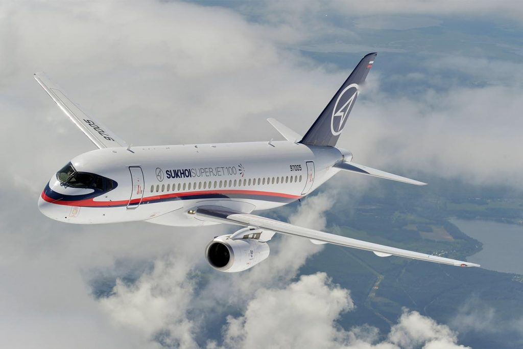 Could the Sukhoi Superjet Be Norwegian's Key to Unlocking the Siberian Flight Corridor?
