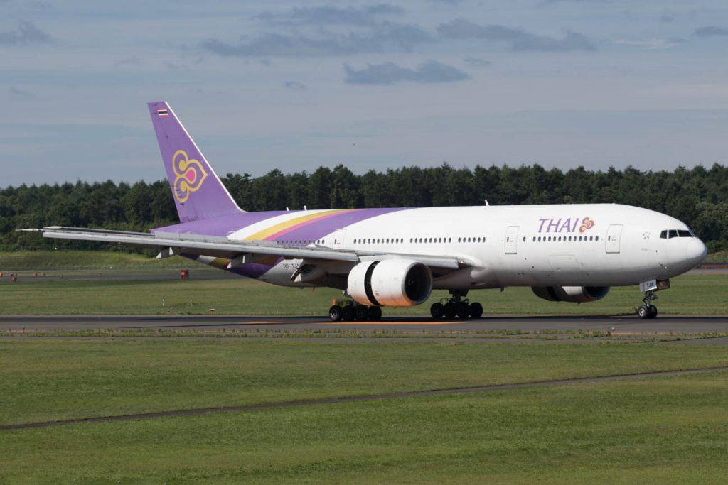 Thai Airways Launches Bangkok - Sendai