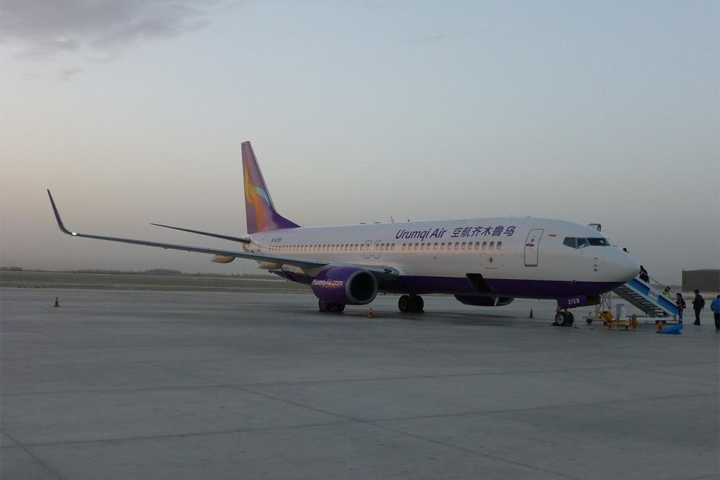 Urumqi Air Plans to Serve Nagoya from the End of December 2019