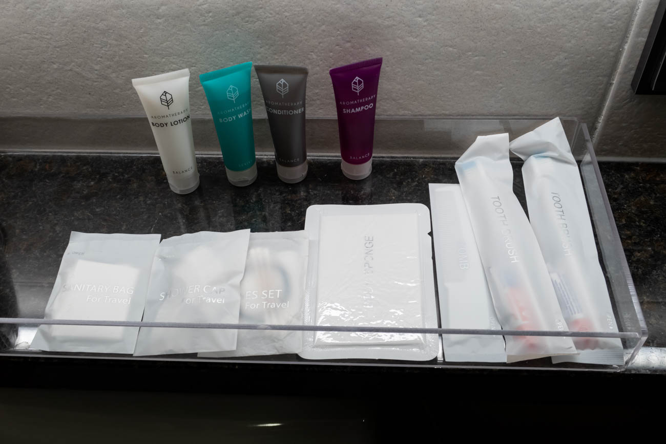 Howard Johnson Incheon Airport Amenities