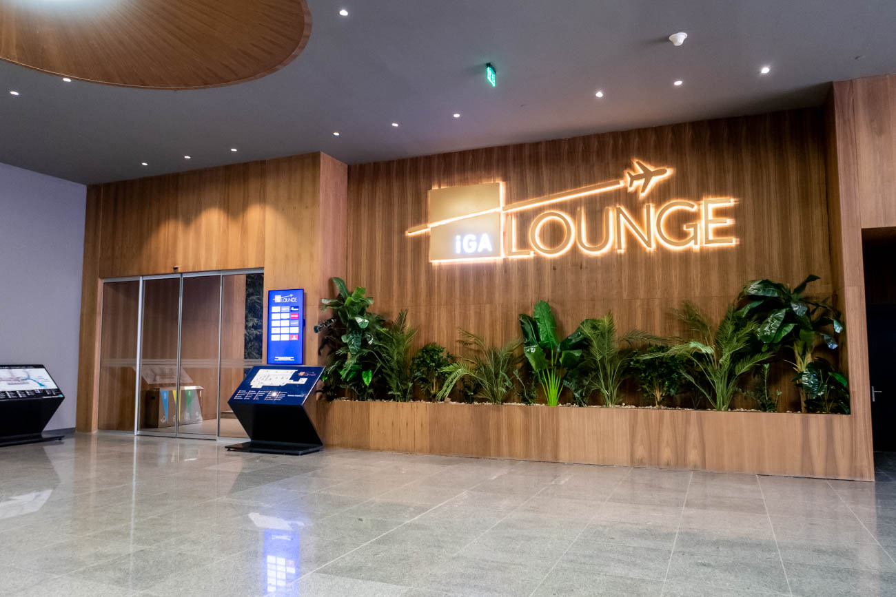 Review: IGA Lounge at Istanbul Airport