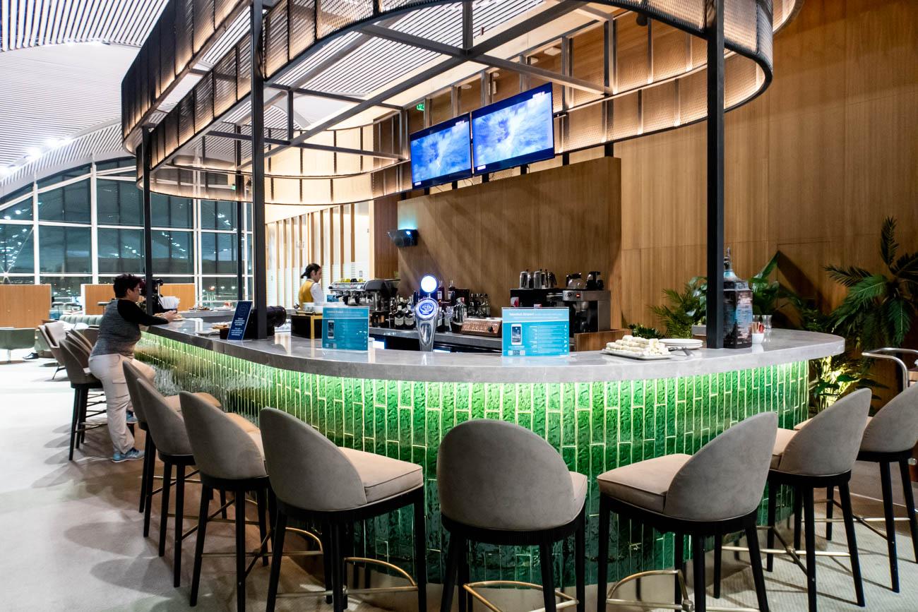 IGA Lounge Istanbul Bar