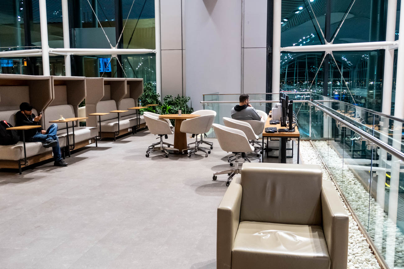 IGA Lounge Istanbul Business Center