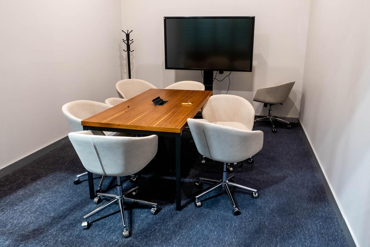 IGA Lounge Istanbul Meeting Room