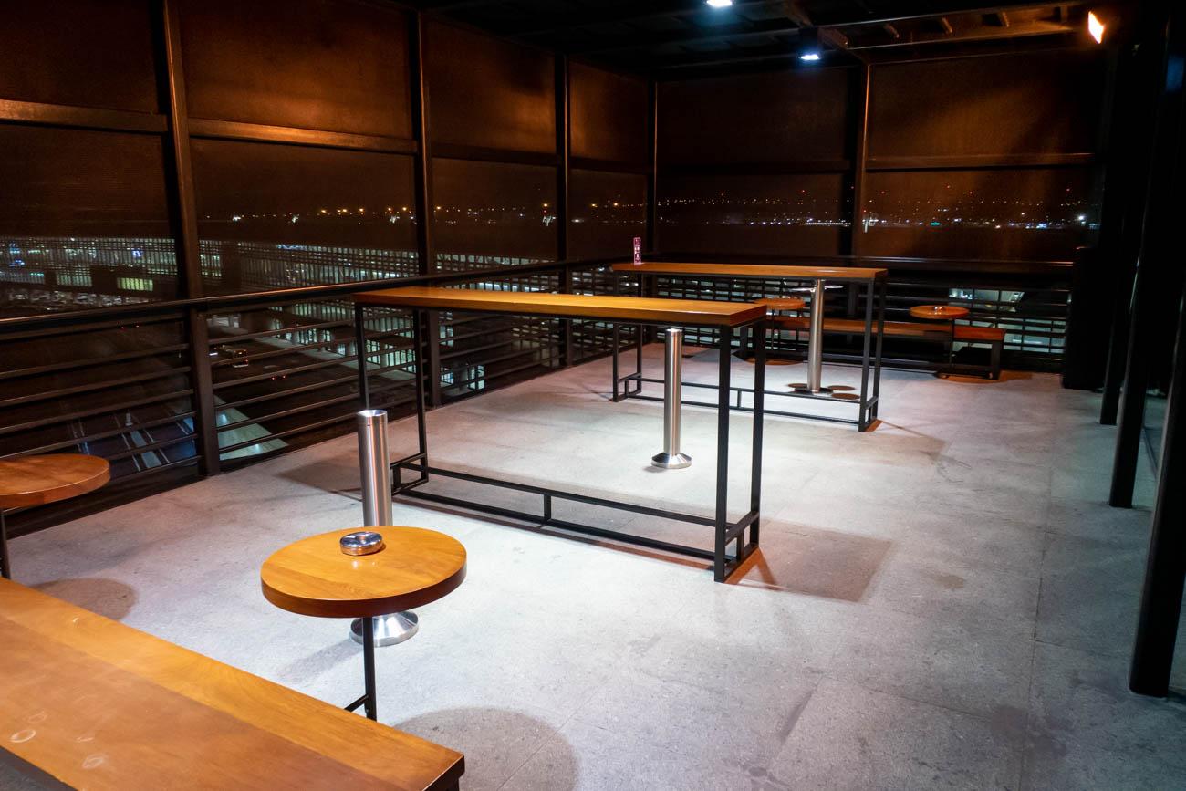 IGA Lounge Istanbul Terrace