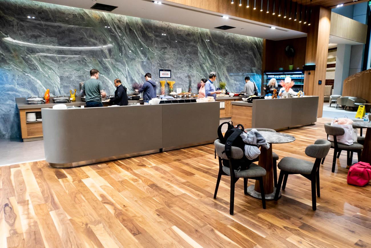 IGA Lounge Istanbul Buffet