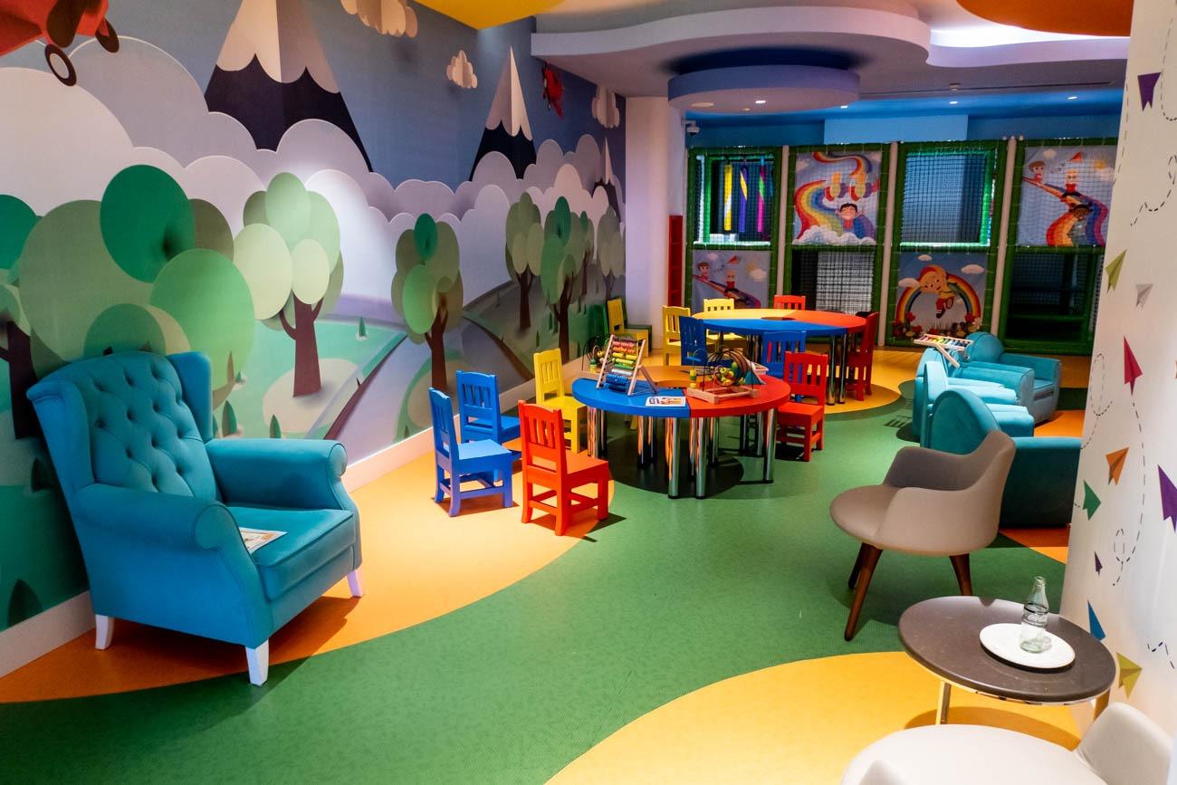 IGA Lounge Istanbul Kids' Room