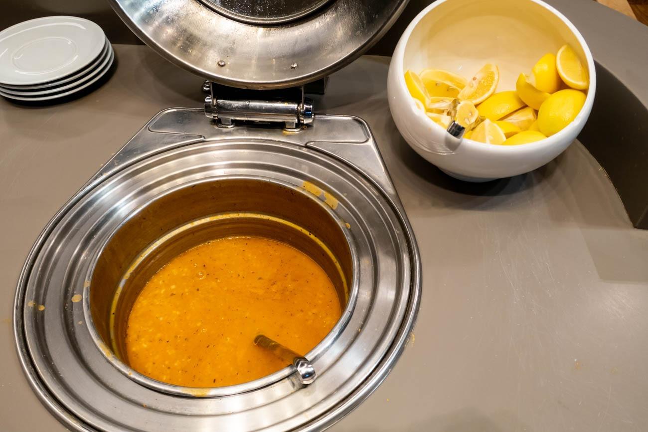 IGA Lounge Istanbul Soup