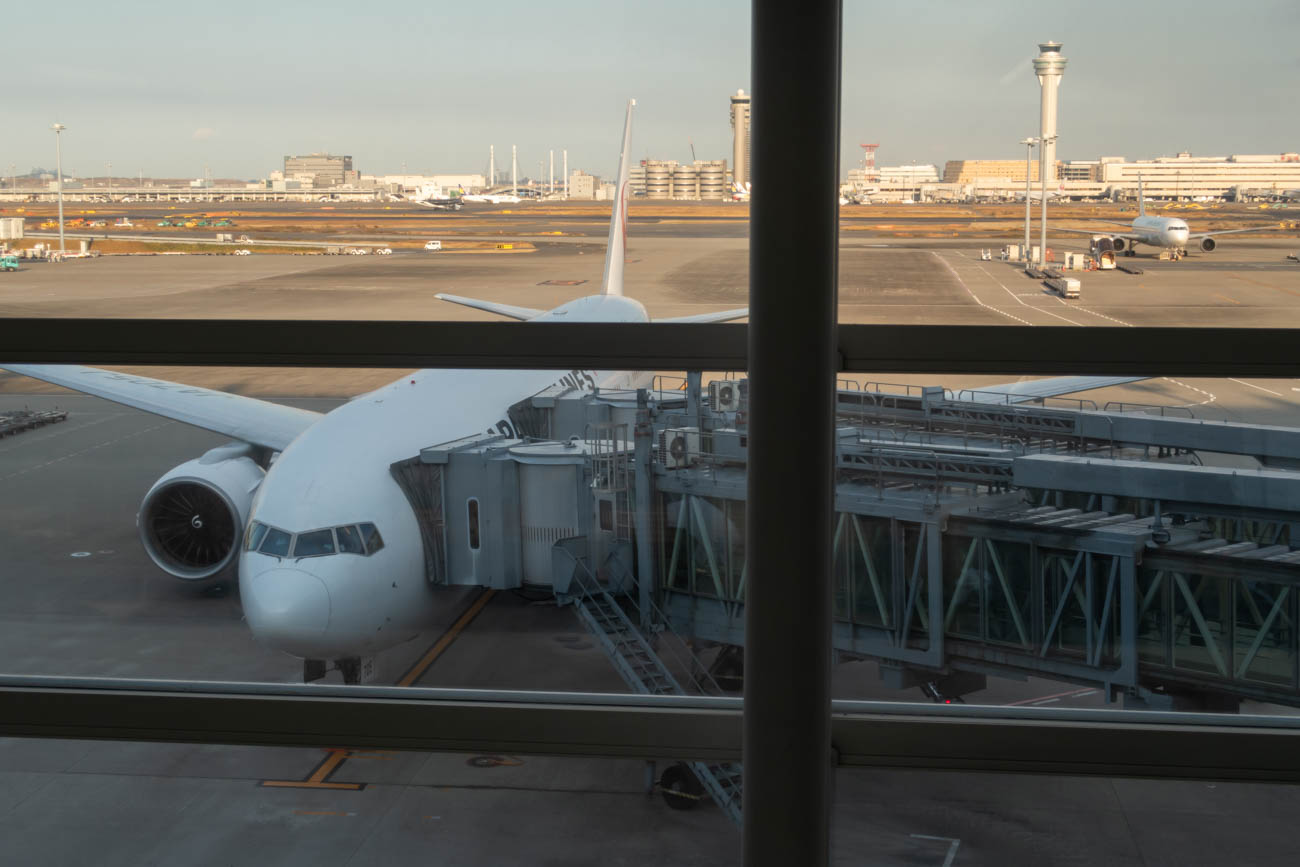 JAL Boeing 777-200ER