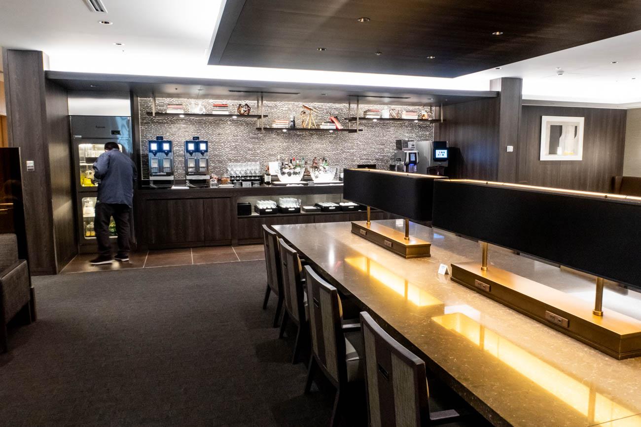 JAL Sakura Lounge Skyview Bar