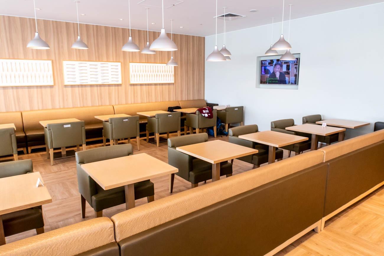JAL Sakura Lounge Skyview Buffet