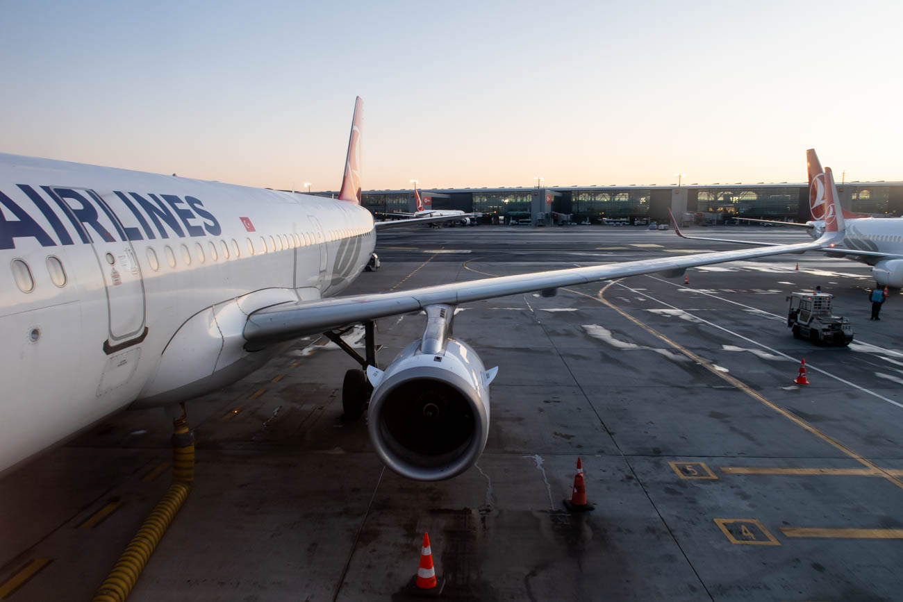 Review: Turkish Airlines A321 Economy Class from Istanbul to Vienna