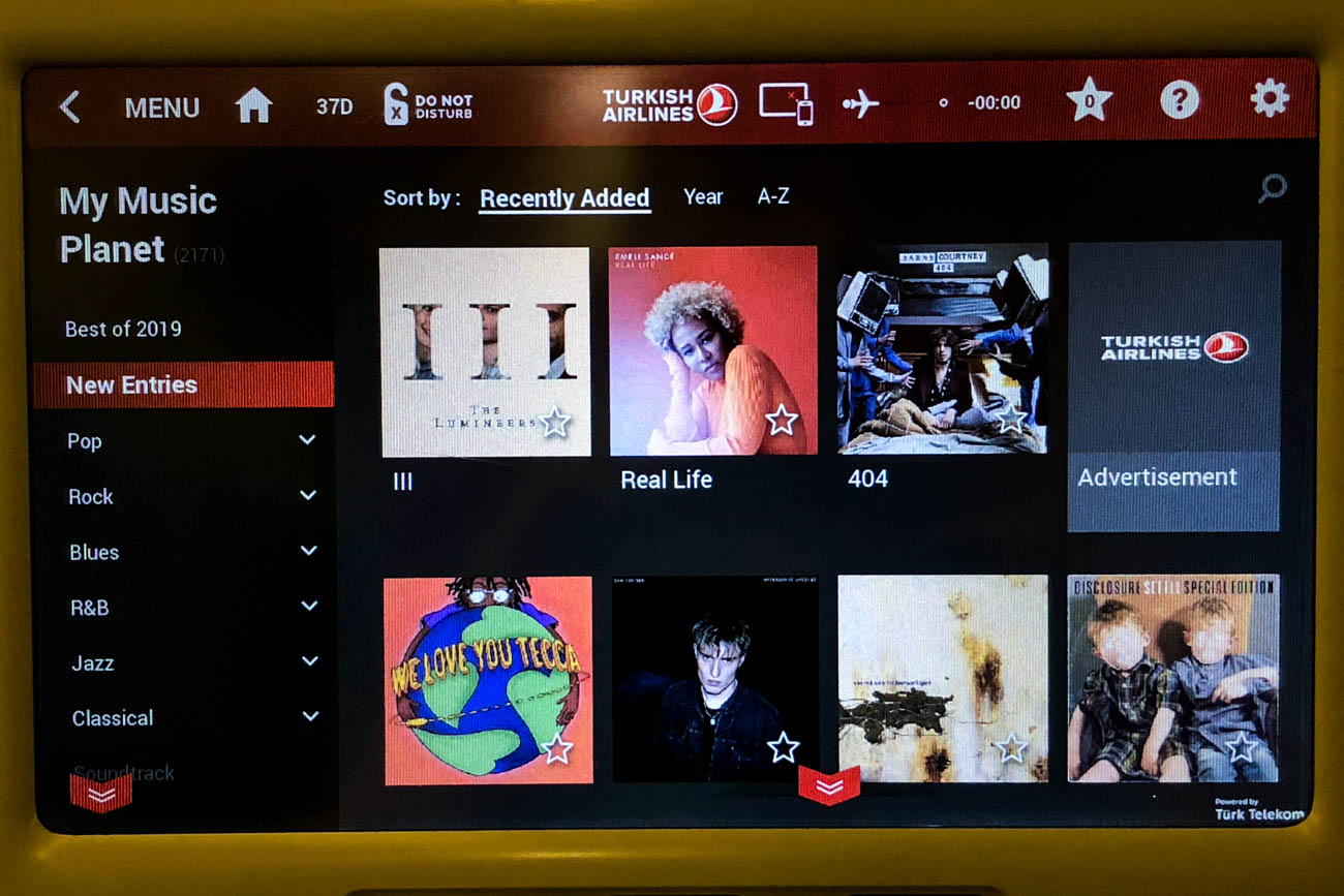 Turkish Airlines Music