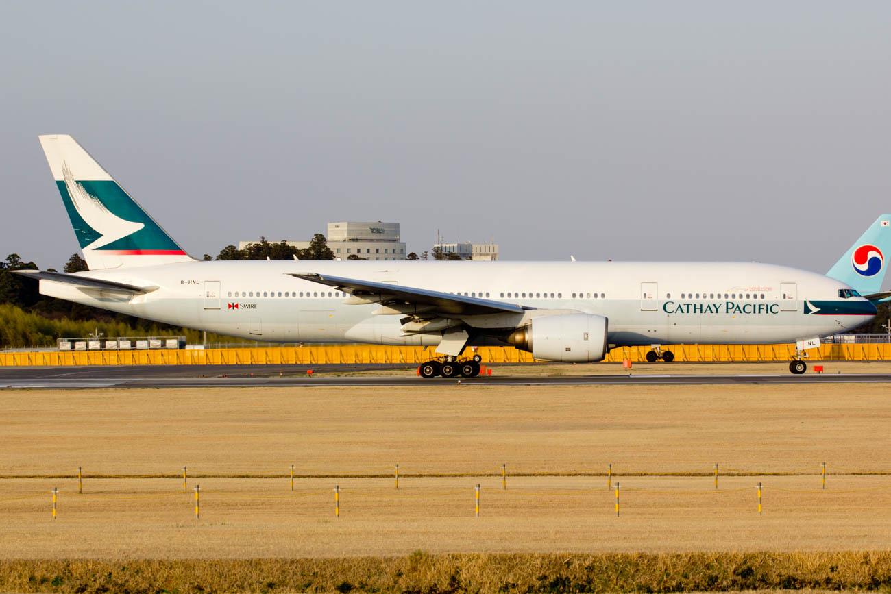 Boeing 777 No. 1