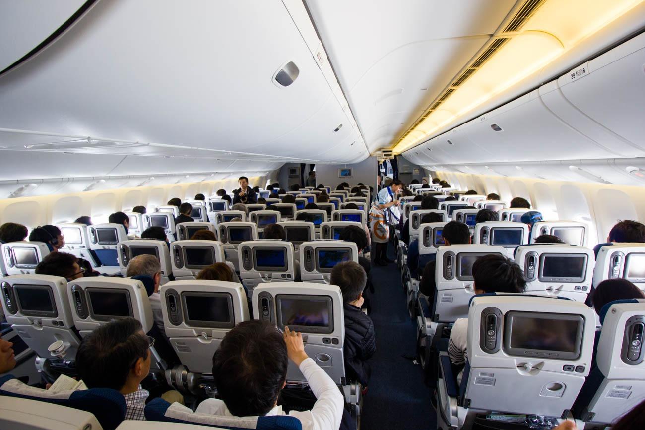 777 vs. A330 Comfort