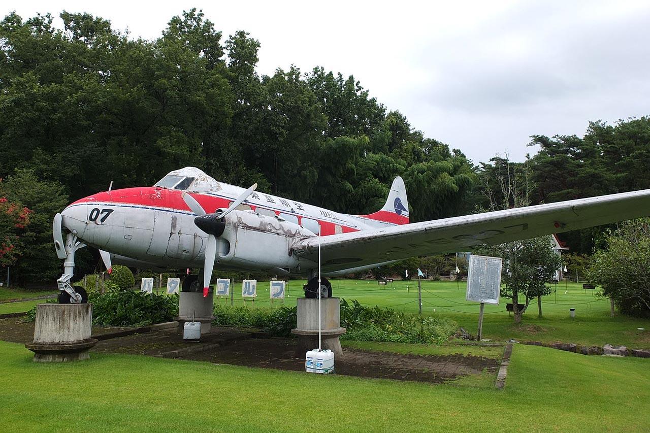 DeHavilland DH 104 Dove