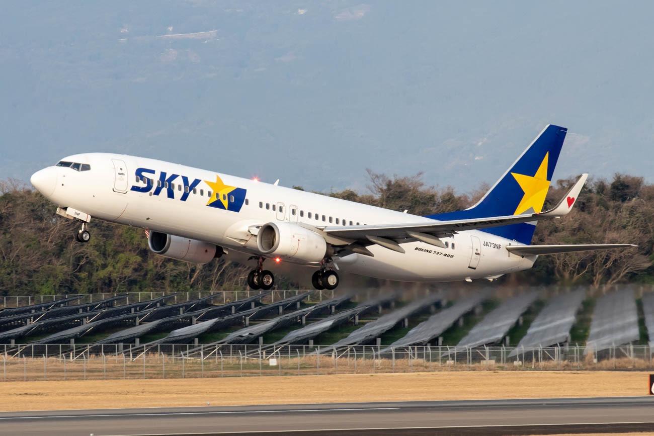 Skymark 737