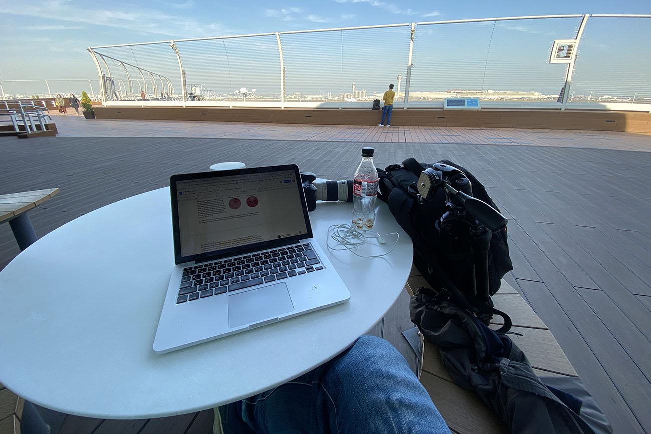 Work + Spotting